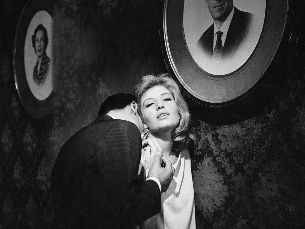 Monica Vitti in L'eclisse (1962)