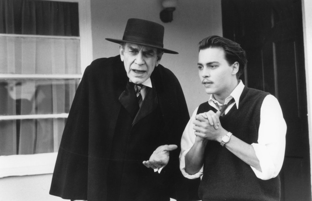 martin landau films wood ed depp johnny film modern 1994 bela lugosi director bfi directed burton tim obituary