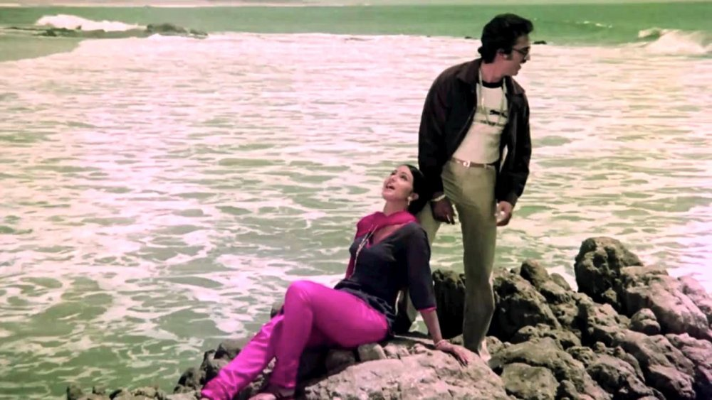 K. Balachander's Ek Duuje Ke Liye (1977), a spin on Romeo and Juliet in which the love story bridges North and South India