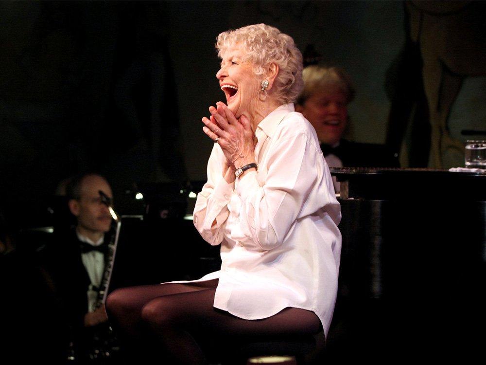 Elaine Stritch at Liberty (2002)