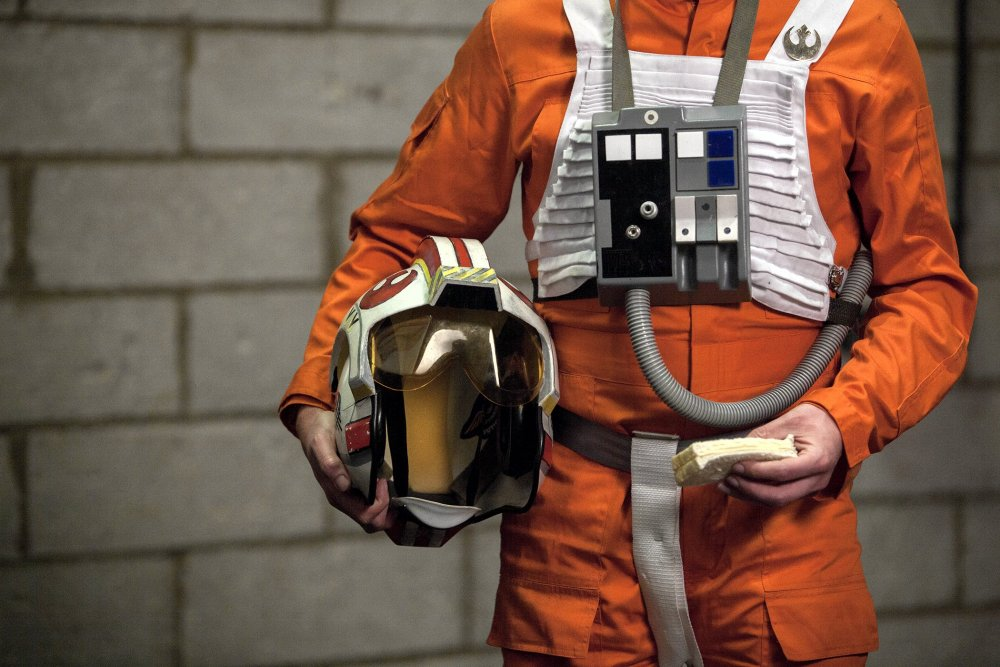 Elstree 1976, Jon Spira's chronicle of the Star Wars bit players who helped launch a cultural behemoth