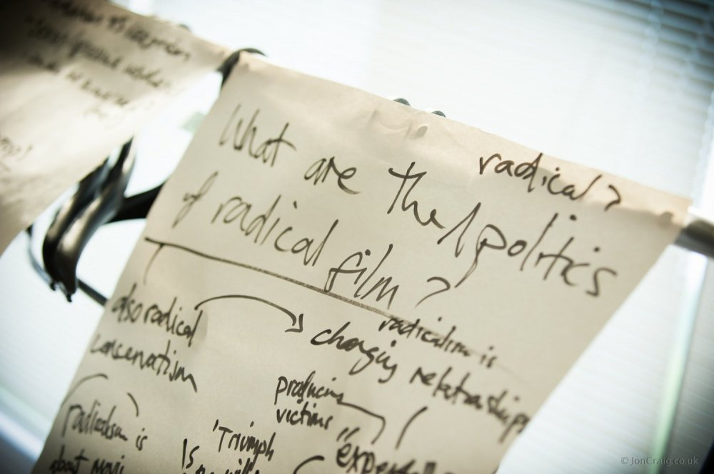 Guidance on Encounters' What is Radical Now? symposium