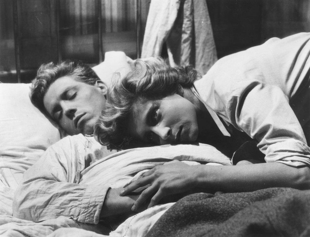 Melville's 1950 adaptation of Jean Cocteau's novel Les Enfants Terribles