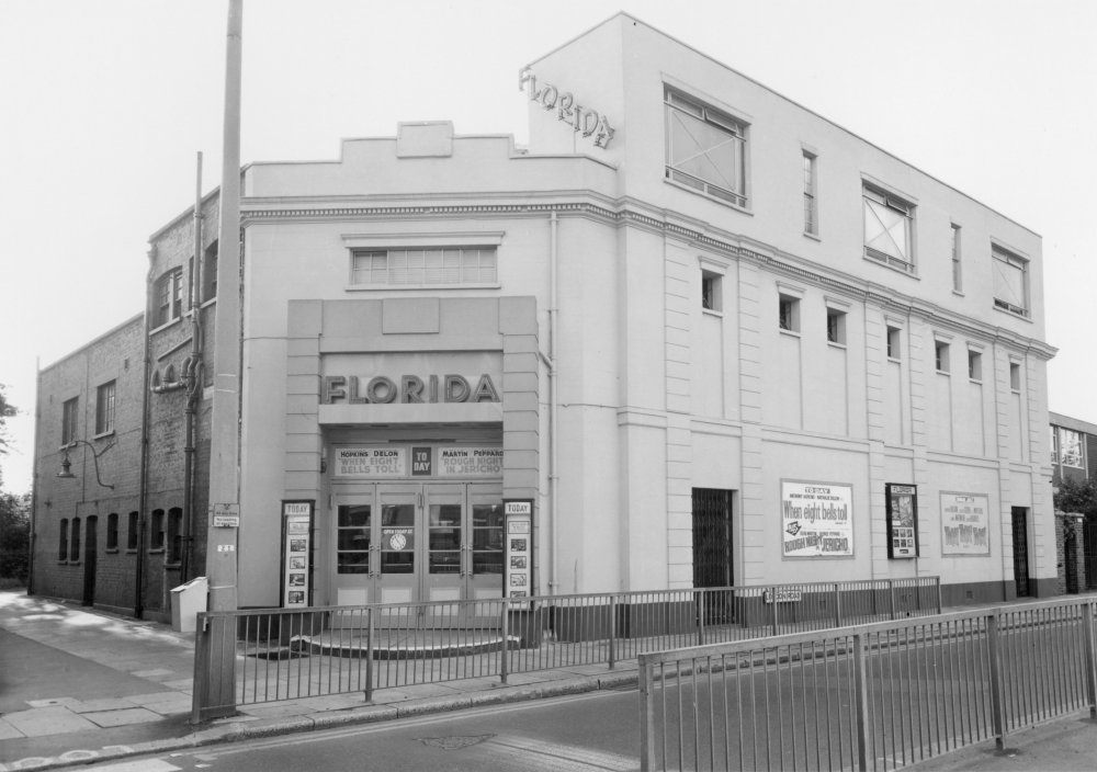 The Florida, Enfield, 1970