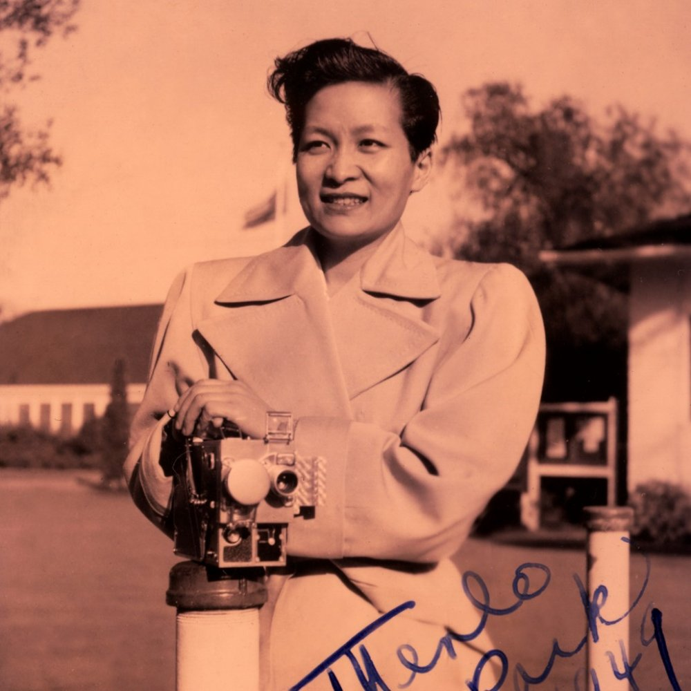 Chinese-American producer and director Esther Eng, who shot films in both Hong Kong and the USA between 1937 and 1949