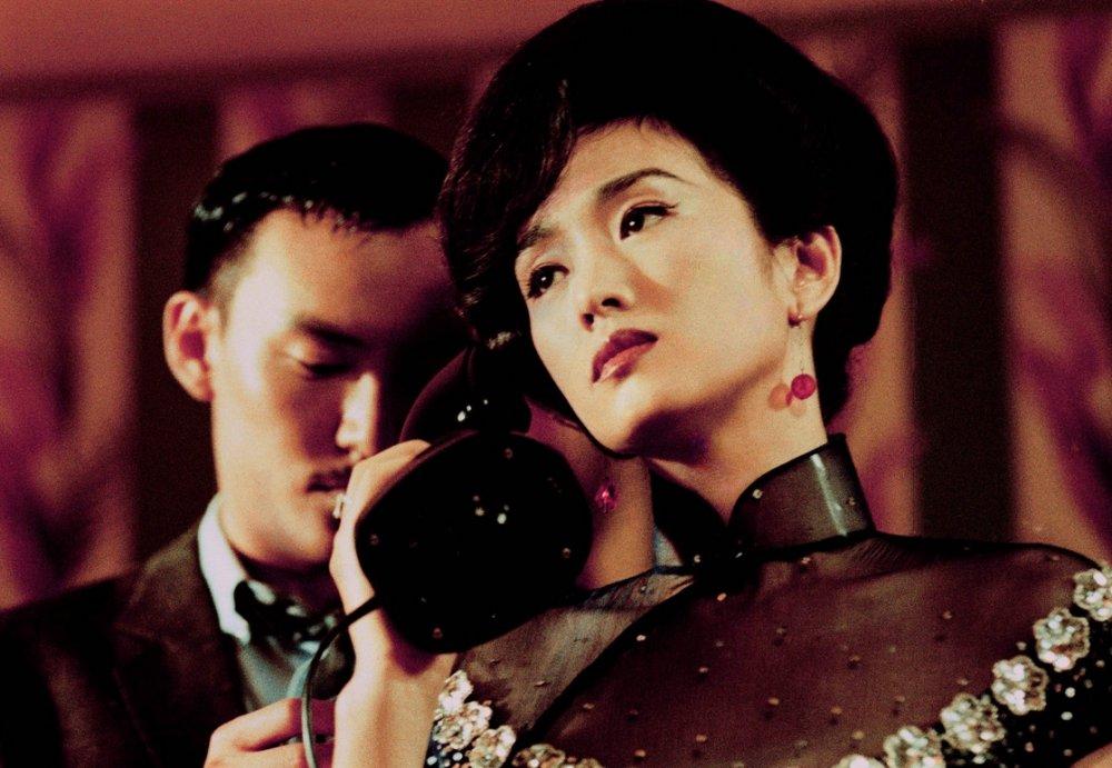 Gong Li in Eros (2004)