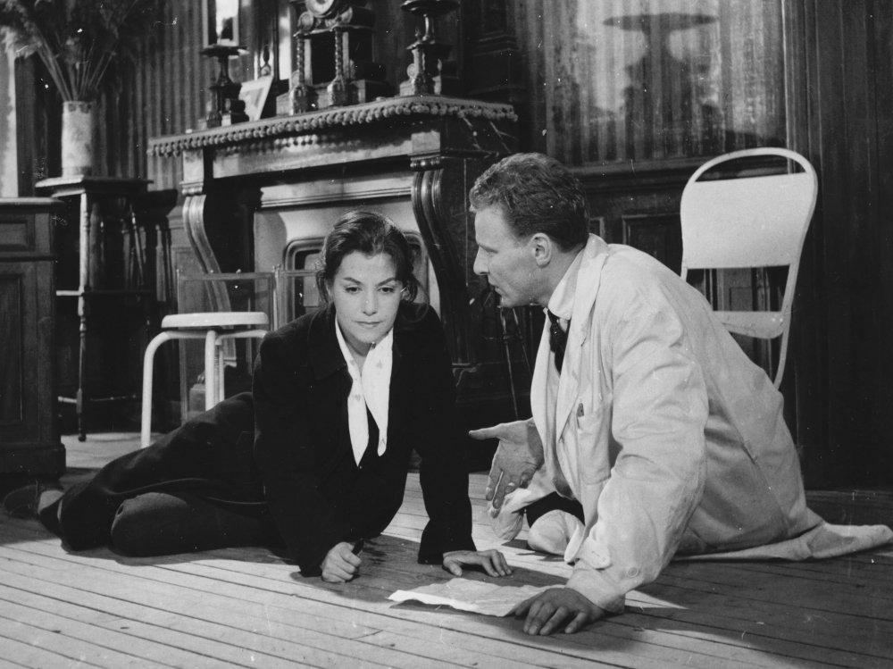 Les Espions (1957)