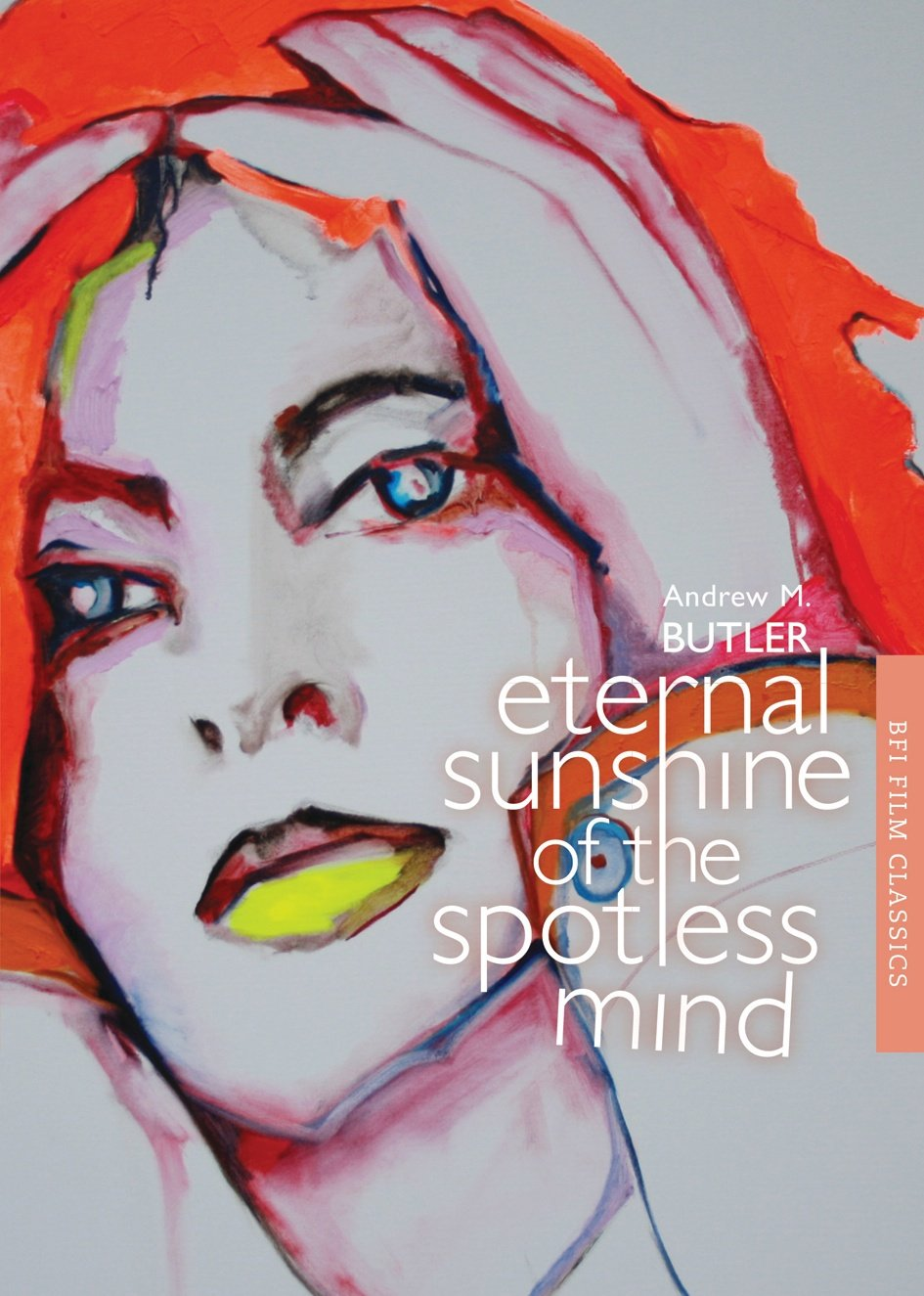 BFI Film Classics cover for Eternal Sunshine of the Spotless Mind