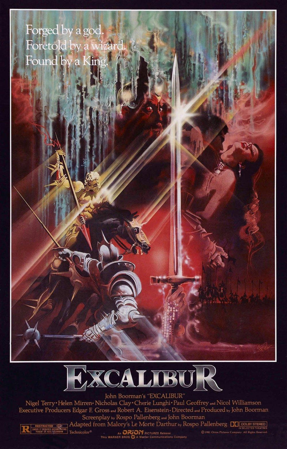 John Boorman: classic film posters | BFI