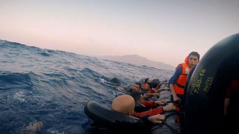 Exodus: Our Journey to Europe (2016)