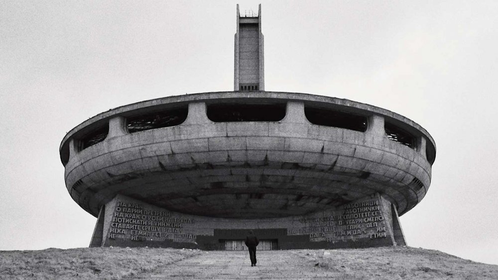 A Soviet-era monument in the self-proclaimed republic of Transnistria, in Extinction