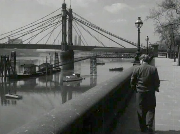 Eye to Eye: The Man at Dover (1957)