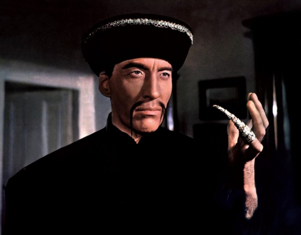 The Face of Fu Manchu (1965)