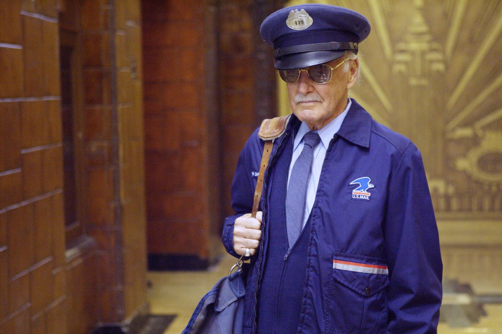 A cameo as 'Willie Lumpkin' in Fantastic 4 (2005)