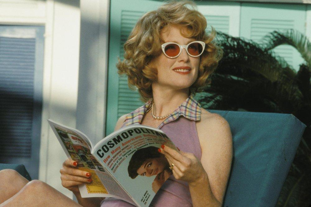 Cathy Whitaker (Julianne Moore) in Far from Heaven (2002)