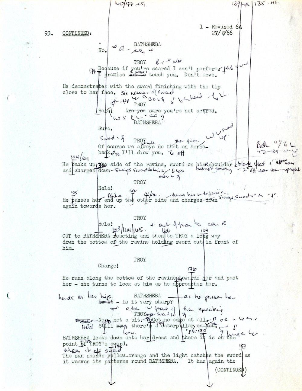 Later continuity script