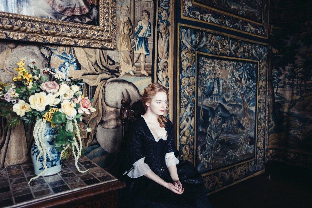 Emma Stone as Abigail Masham née Hill