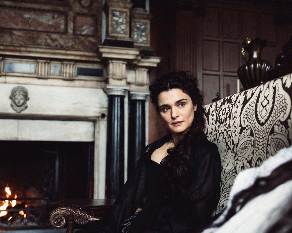 Rachel Weisz as Lady Sarah Churchill, Duchess of Marlborough