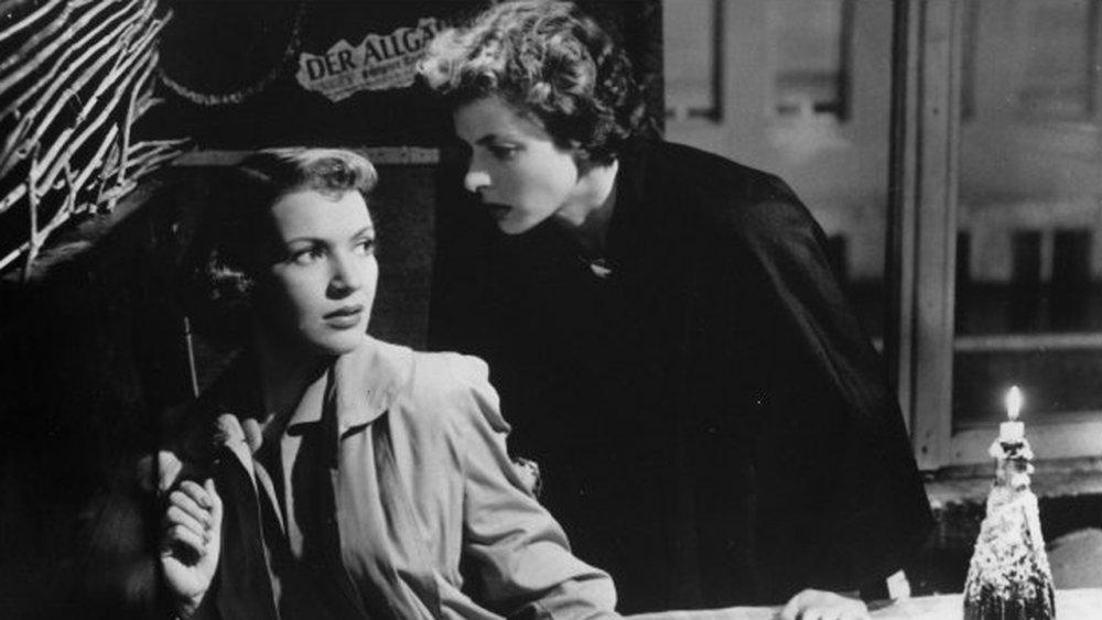 Fear (aka Angst / La Paura non Credo Piu All'Amore / I Don't Believe in Love Any More, 1954)
