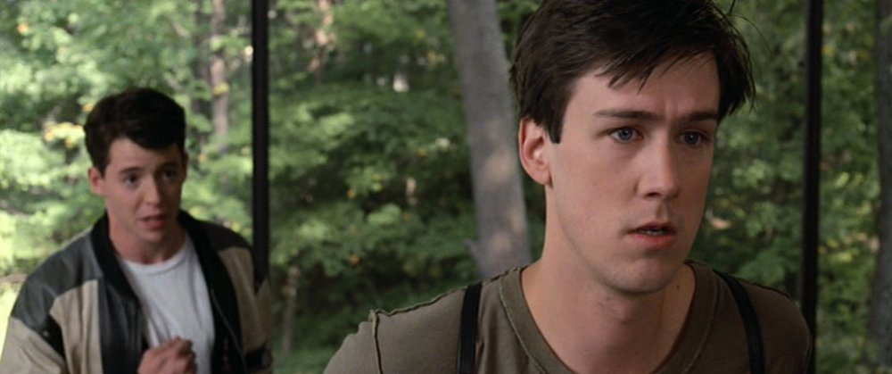Ferris: 'We'll wait for your father to come home and we'll tell him I did this. He hates me anyway.' Even if he's an arrogant narcissist, your best friend can also be a life-saver. Despite having a selfish streak a mile wide, Ferris leaps into action when he believes Cameron to be suicidal, and immediately offers to take the wrap for the ruined car.