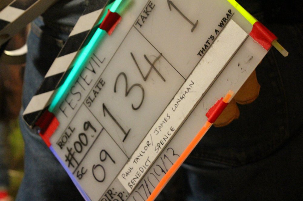 Filming FestEvil (2014)