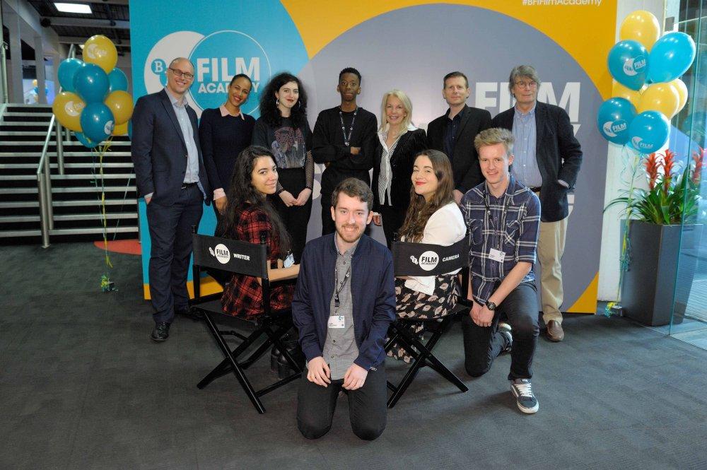 BFI Film Academy graduation 2017
