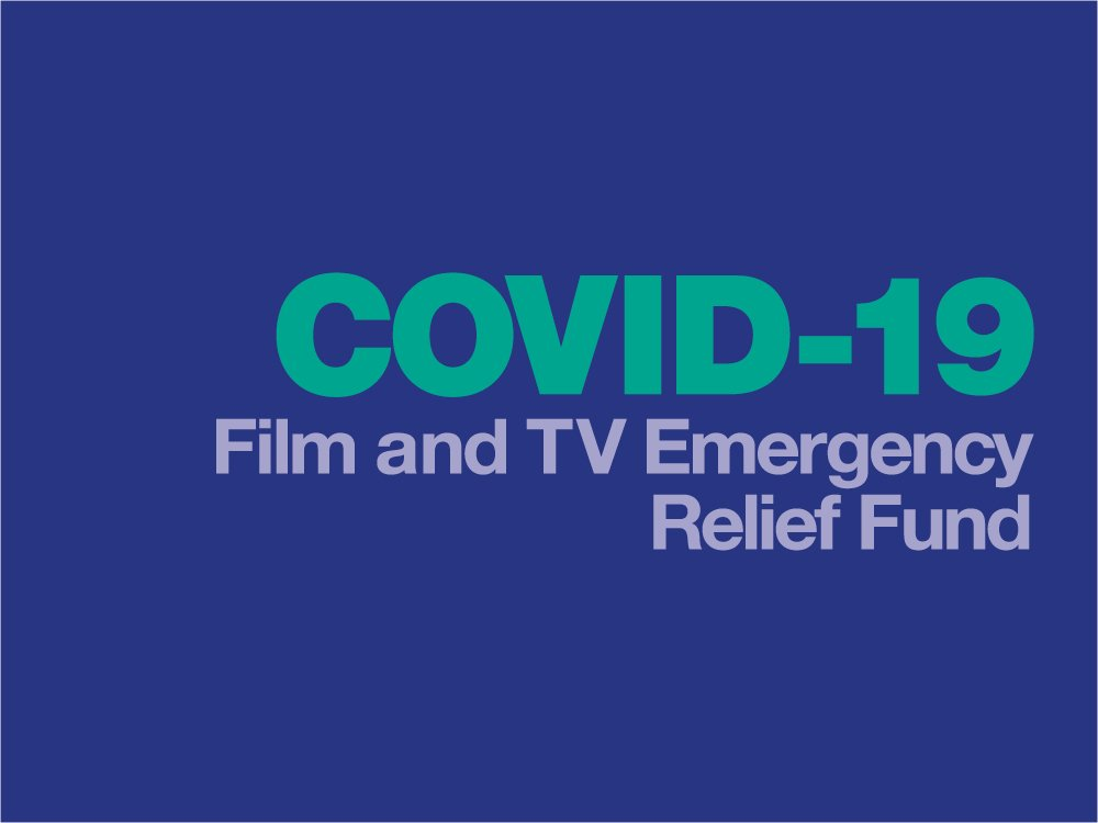 Covid-19 Film and TV Emergency Relief Fund