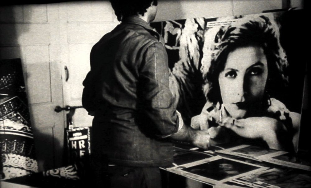 NFAI conservation in 1974, as seen in The Film Archive