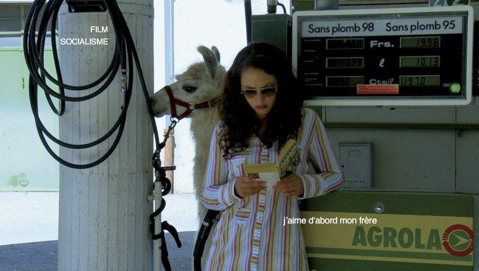 Uncategorisable: Jean-Luc Godard's Film Socialisme (2010)