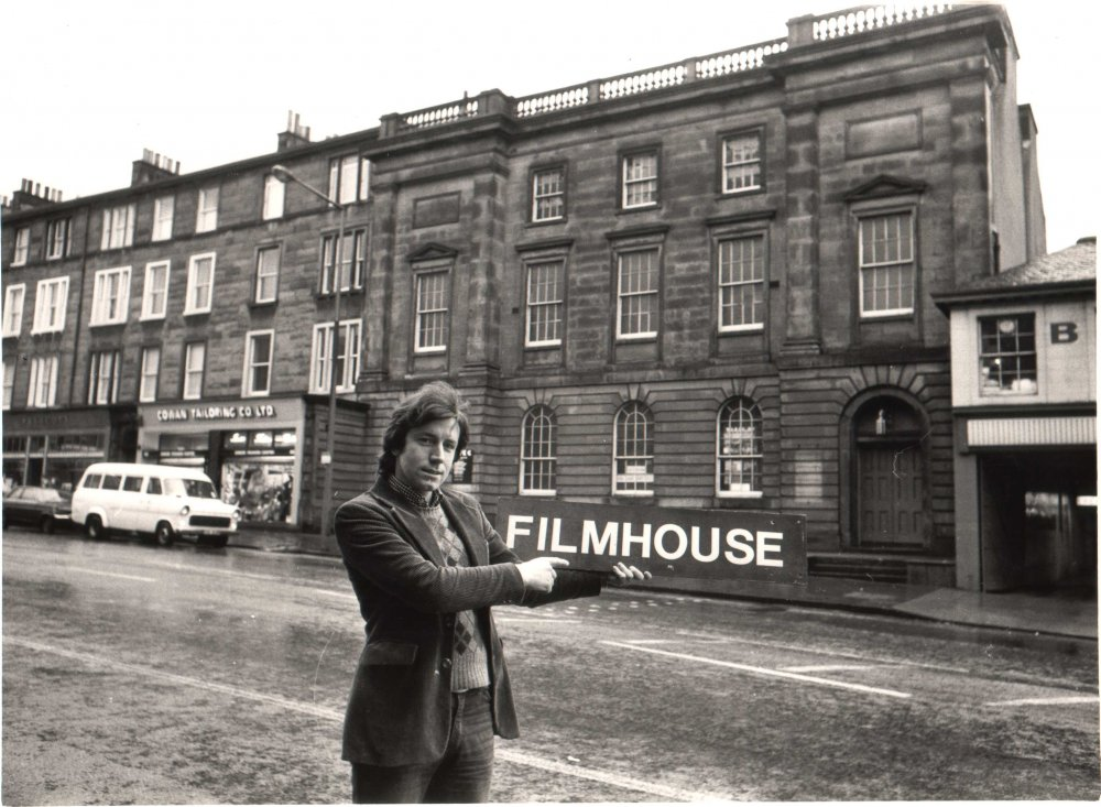 Filmhouse, Edinburgh, c.1979