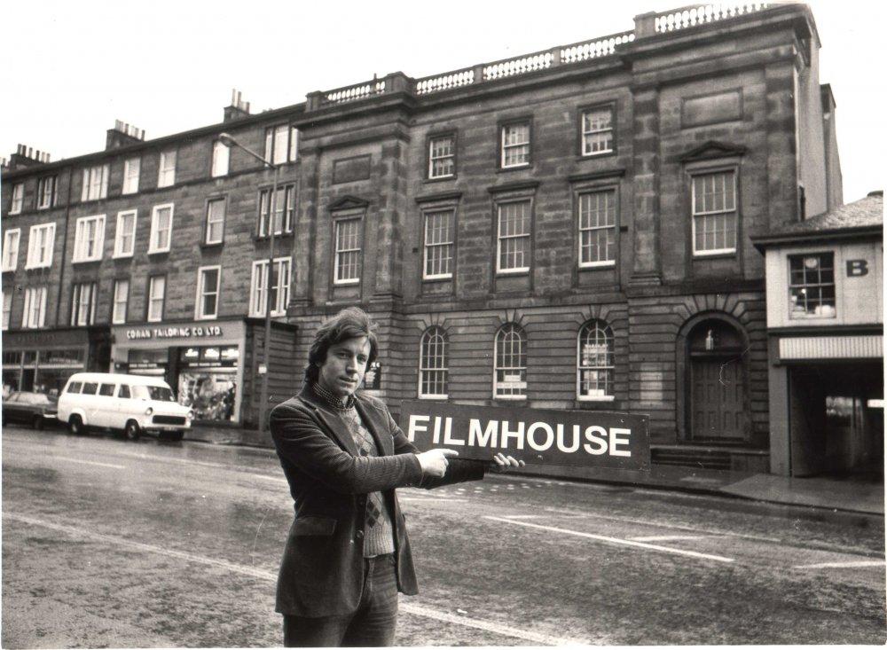 Filmhouse, Edinburgh, c.1979