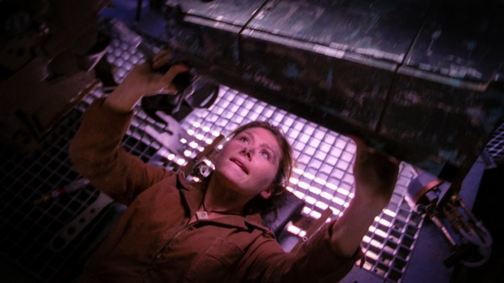 Jewel Staite as Kaylee Frye in Firefly (2002)