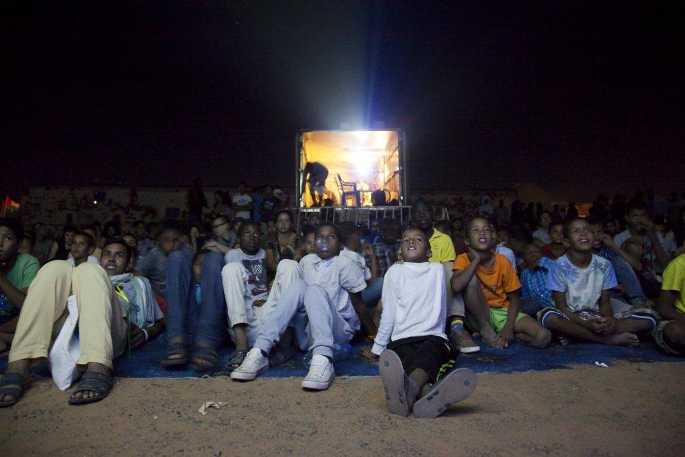FiSahara festival, 2016