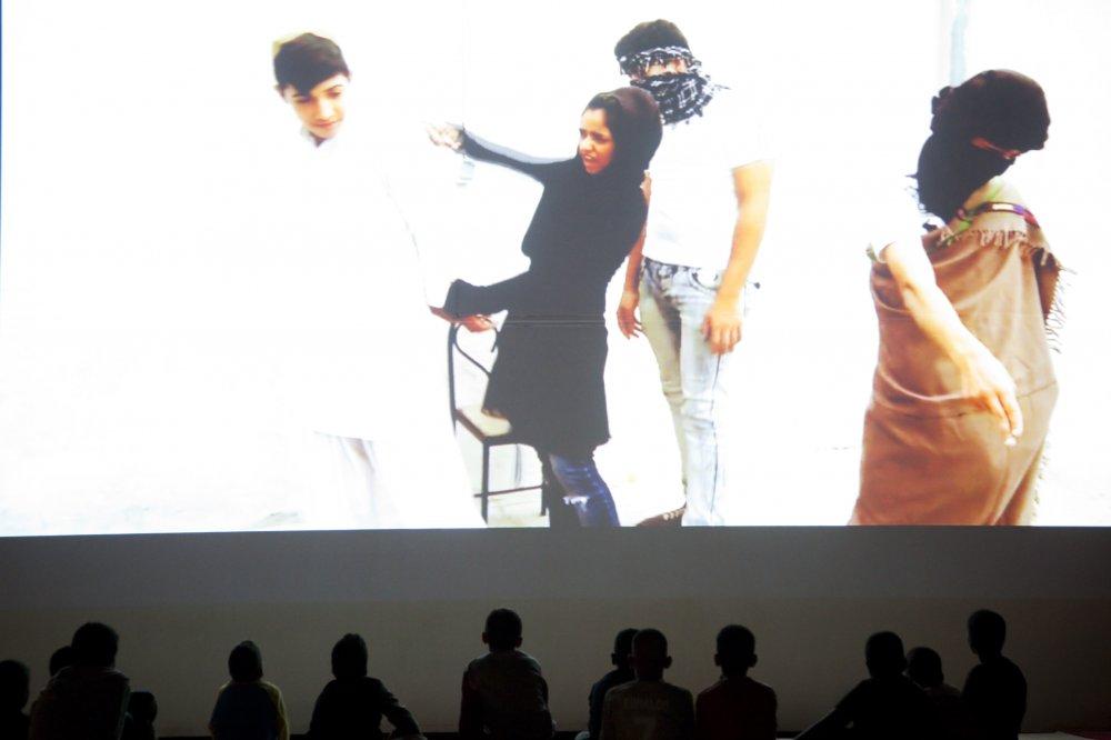 Sonita screens at FiSahara (2016)