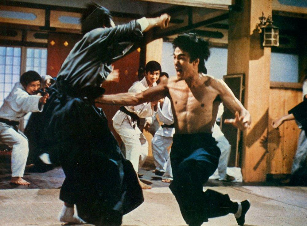 Kung-fu style fist
