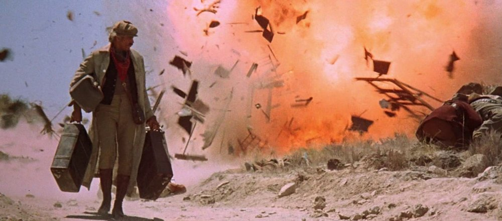 A Fistful of Dynamite (1971)