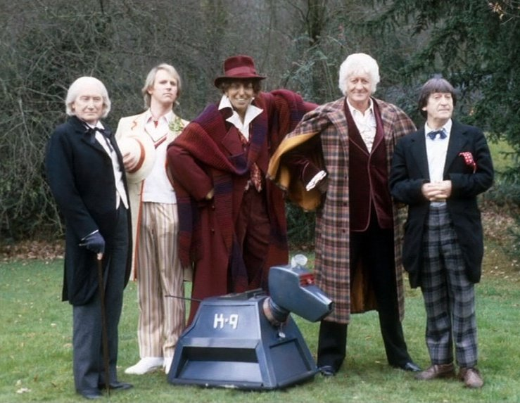 The Five Doctors (1983)
