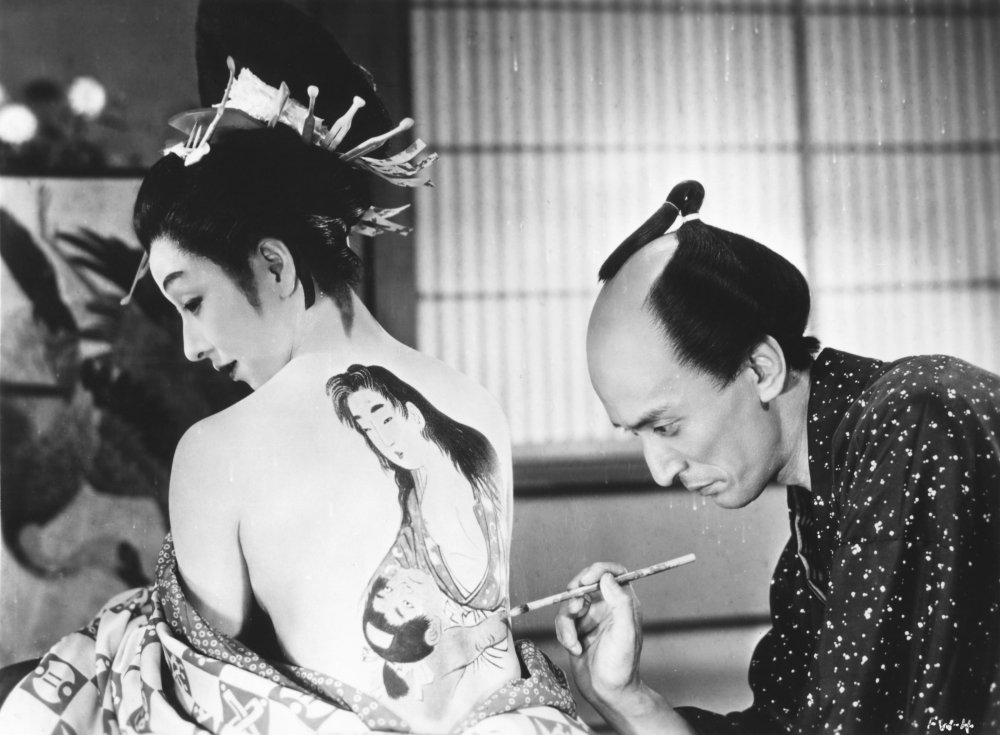 Five Women around Utamaro (1946)