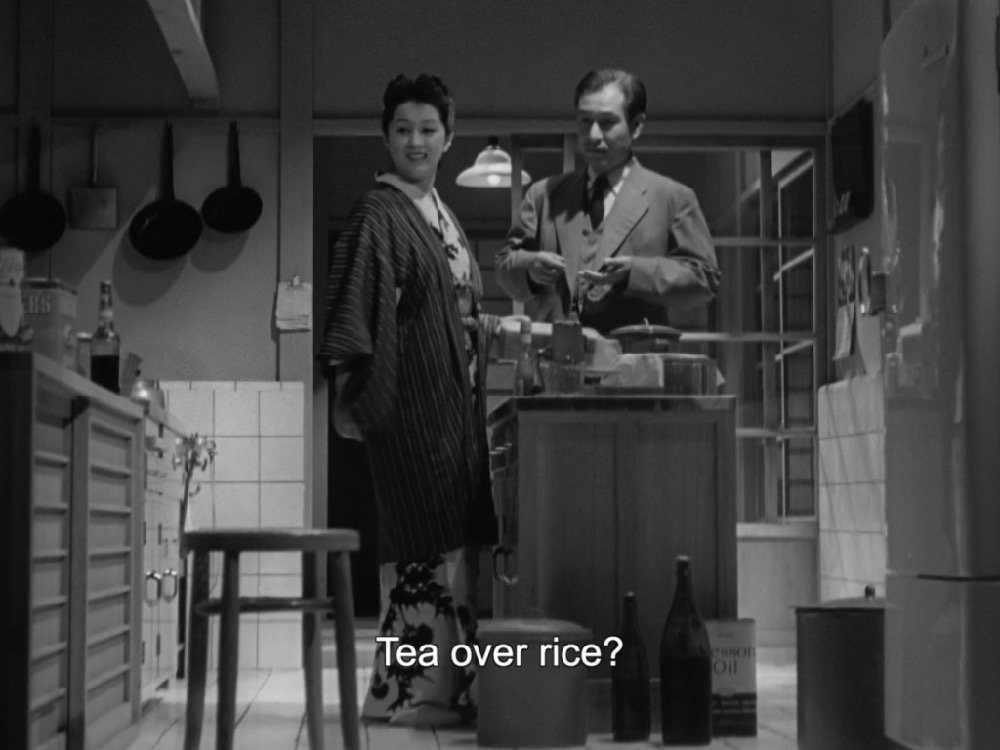 The Flavour of Green Tea over Rice (1952)