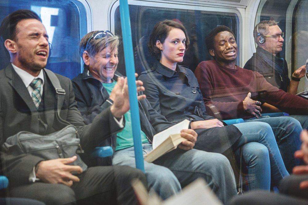 Phoebe Waller-Bridge in Fleabag (Season 2), our voters' best TV series of 2019