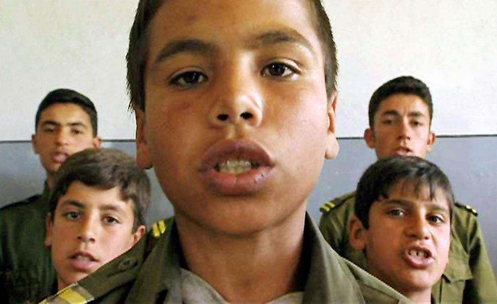 Omar Amiralay's A Flood in Ba'ath Country (2003)
