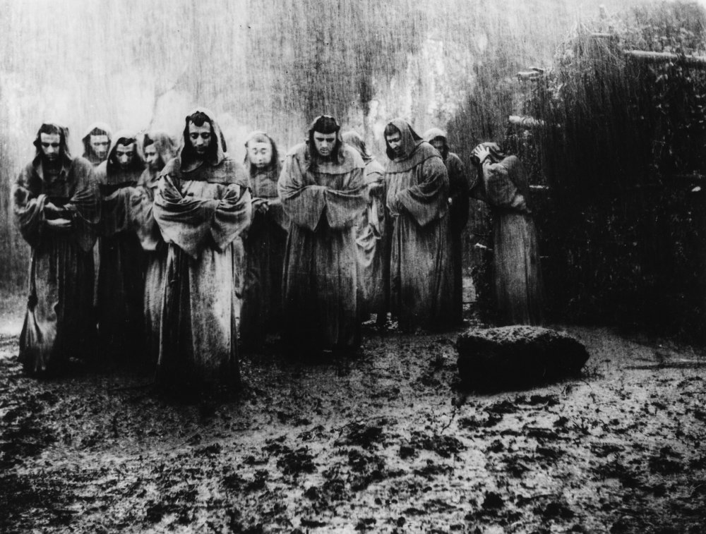 The Flowers of St. Francis (Francesco, giullare di Dio, 1950)