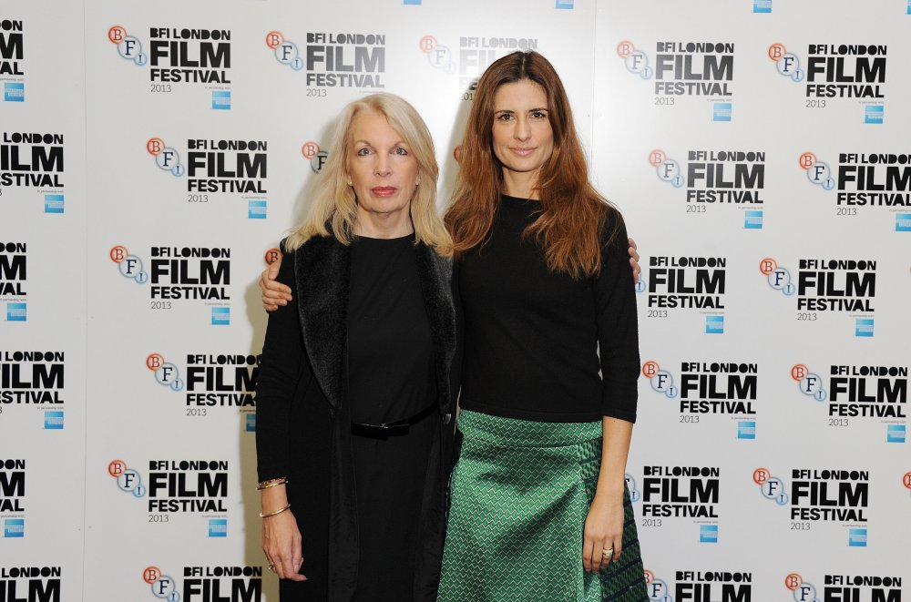 Amanda Nevill, BFI CEO, and Livia Firth, founder and Creative Director of Eco-Age at the Focus on Sustainability event