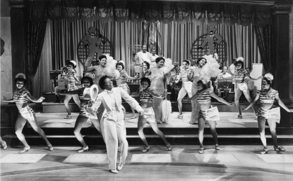 Jeni LeGon in Fools for Scandal (1938)