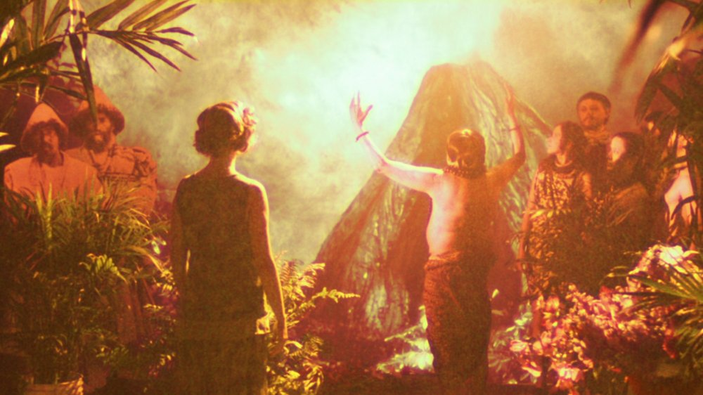 Guy Maddin's latest whatsit The Forbidden Room: not nonfiction, but properly bonkers.