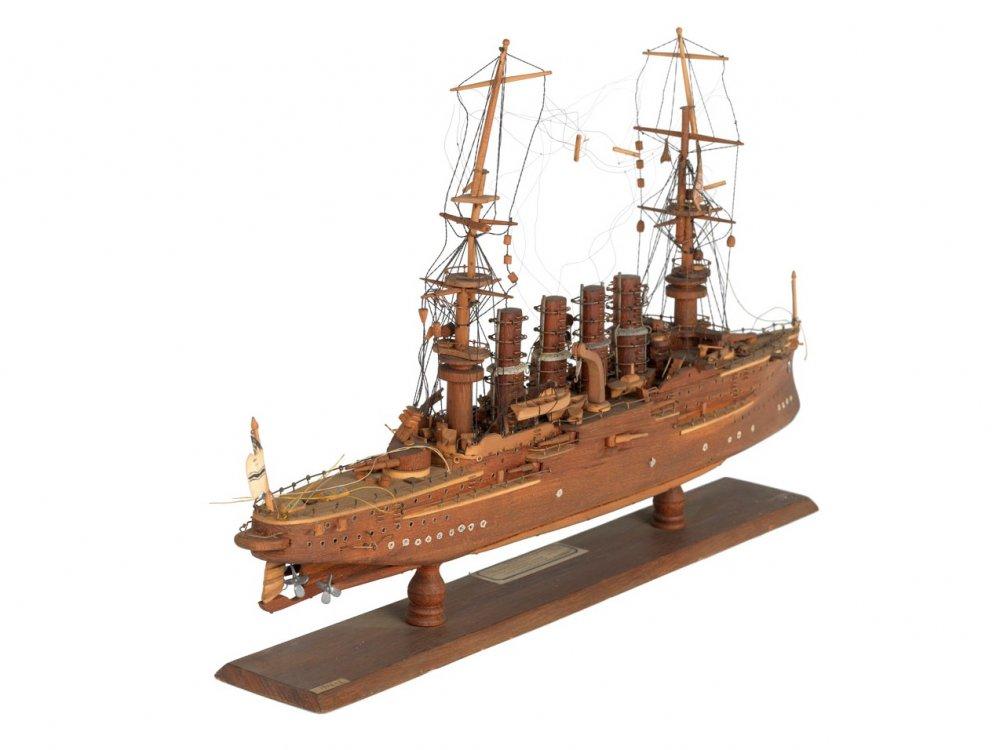Model of HMS Scharnhorst