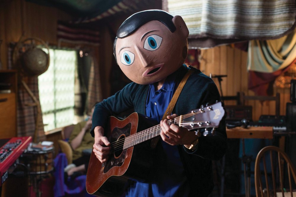 Film of the week: Frank | Sight & Sound | BFI