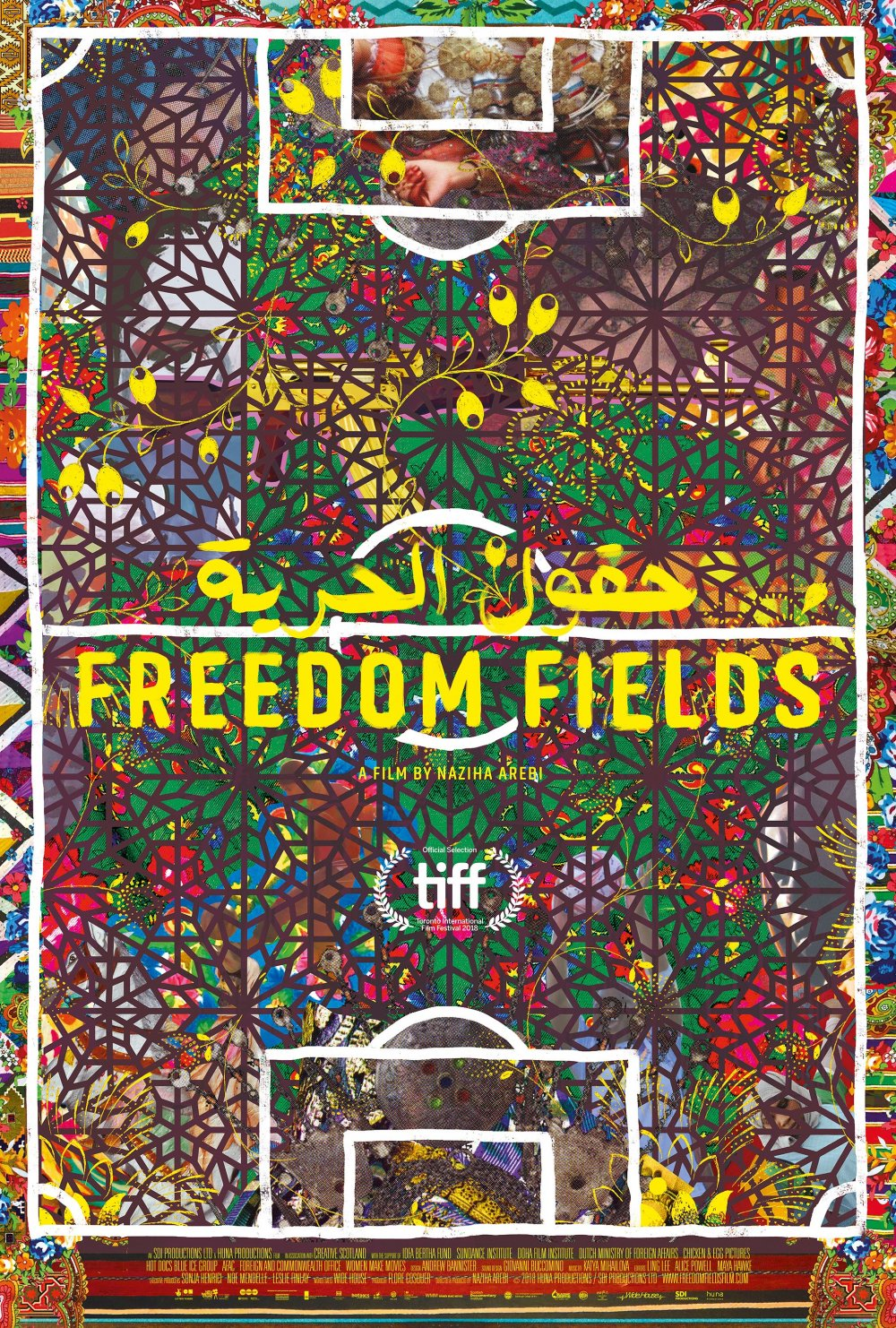 <strong>Freedom Fields</strong> – Charting six years of Libya's nascent women's football scene – a journey never short of obstacles – Freedom Fields celebrates the determination of an incredible team