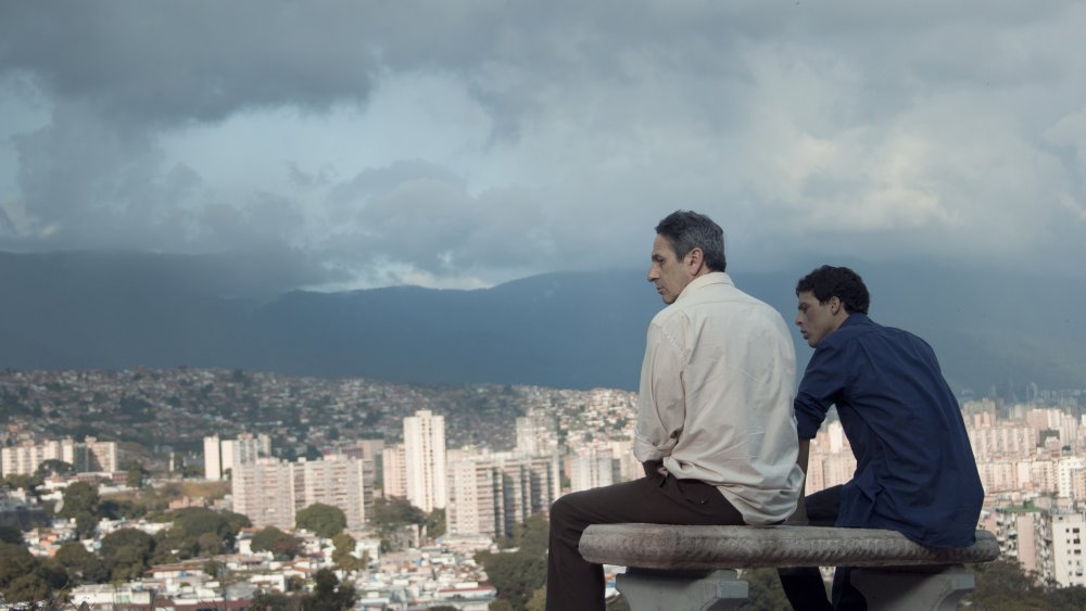 Faraway, so close: Alfredo Costa as Armando and Luis Silva as Elder in Lorenzo Vigas's film