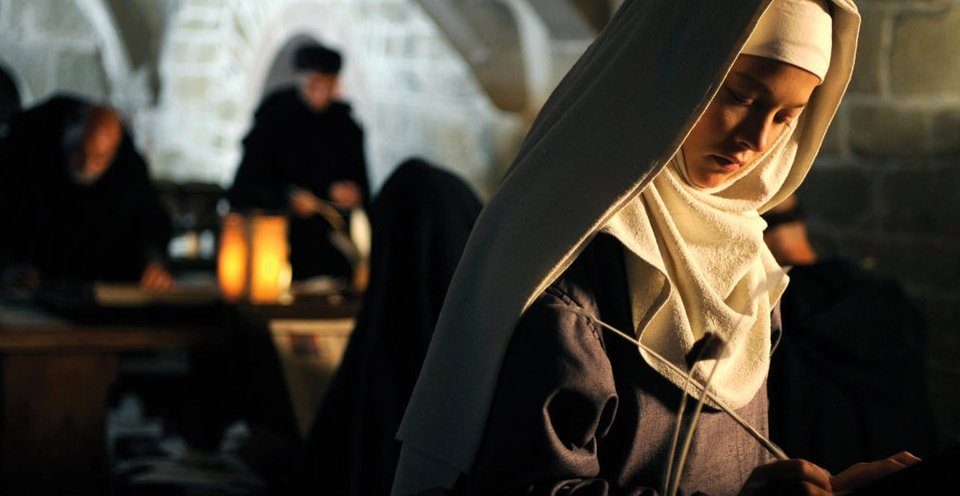 Margarethe von Trotta's Vision: From the Life of Hildegard von Bingen (2009)